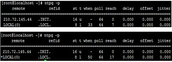 Linux服务:NTP时间服务器