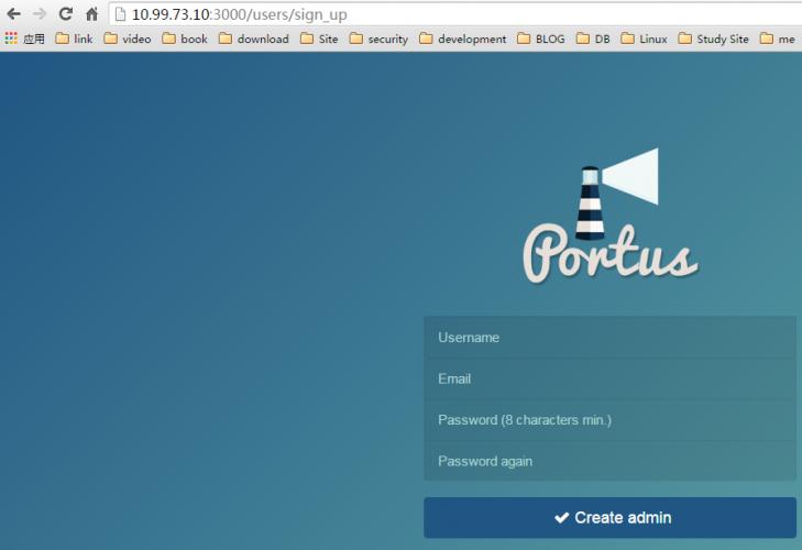 Docker:使用Portus构建私有仓库